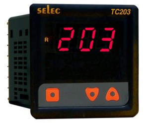 Regulator temperatury TC 203AX 230V
